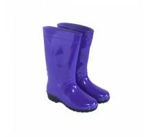 Д18-КУФ Сапоги женские с утеплителем (фиолетовый)