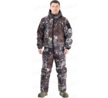 Костюм зимний «Снайпер» (алова, серый) 7.62 (-35)
