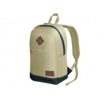 Трэйлер 18л рюкзак городской Бежевый/темно-зеленый