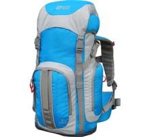 Дельта 45л V2 рюкзак туристический Серый/синий
