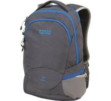Атом 22 рюкзак деловой Серый