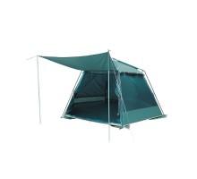 Палатка Tramp Mosquito Lux Green (V2) (зеленый)
