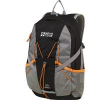 Вижн 20 рюкзак городской Черный/серый